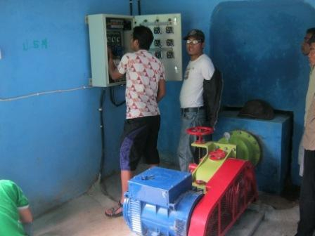 electronic load controller manufacturer Supply Over 25 Units Of ELC , Prowater Padang